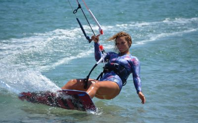 Les applications iPhone pour kitesurf