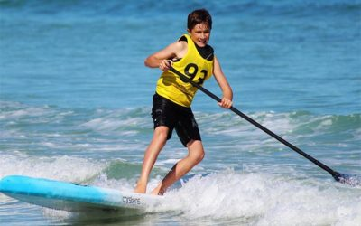 Découvrir le stand up paddle gonflable